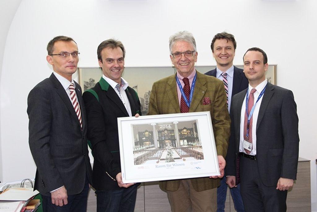 Universität Wien Kling Wagenhofer Gebäudereinigung